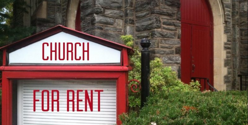 Re A Letter To An Adventist Pastor On Renting Church